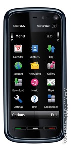 Nokia 5800 XpressMusic a.k.a. Tube will hit UK on 23 January Big