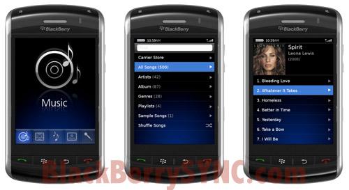 BlackBerry Thunder 9500 surfaces, taking on iPhone 3G