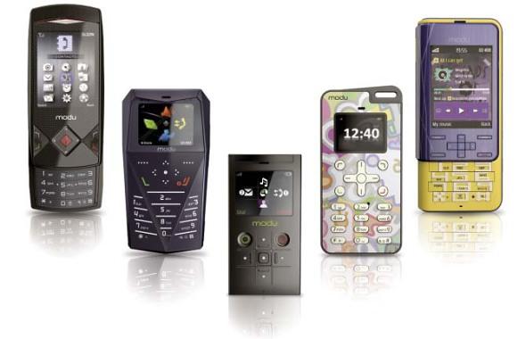 Modu modular phone