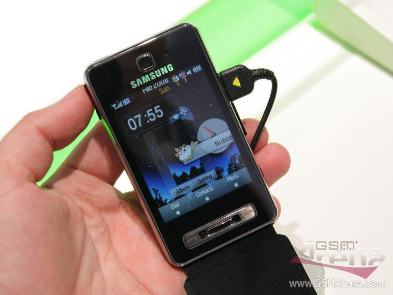 Mobile World Congress 2008: обзор новинок от Samsung.
